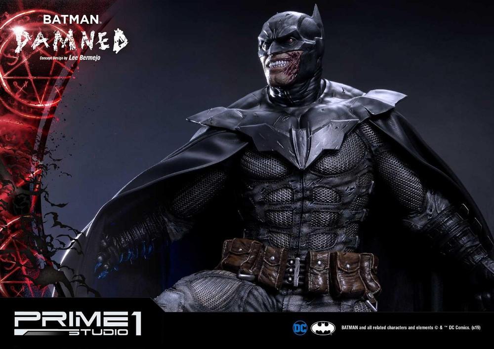 DC Comics – Batman Damned 1/3 scale Statue (Concept Design by Lee Bermejo) Batman52