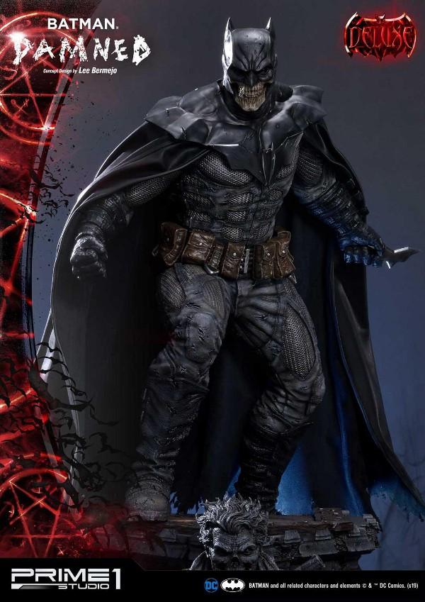 DC Comics – Batman Damned 1/3 scale Statue (Concept Design by Lee Bermejo) Batman53