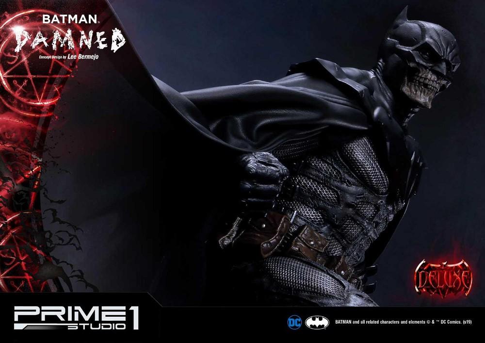 DC Comics – Batman Damned 1/3 scale Statue (Concept Design by Lee Bermejo) Batman54