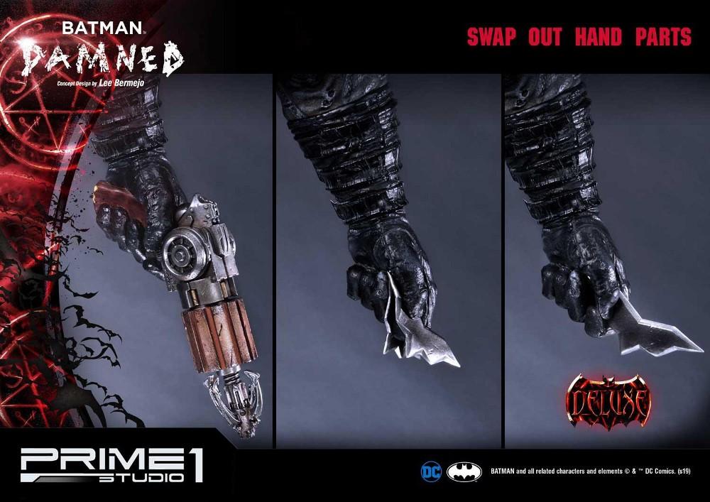 DC Comics – Batman Damned 1/3 scale Statue (Concept Design by Lee Bermejo) Batman55