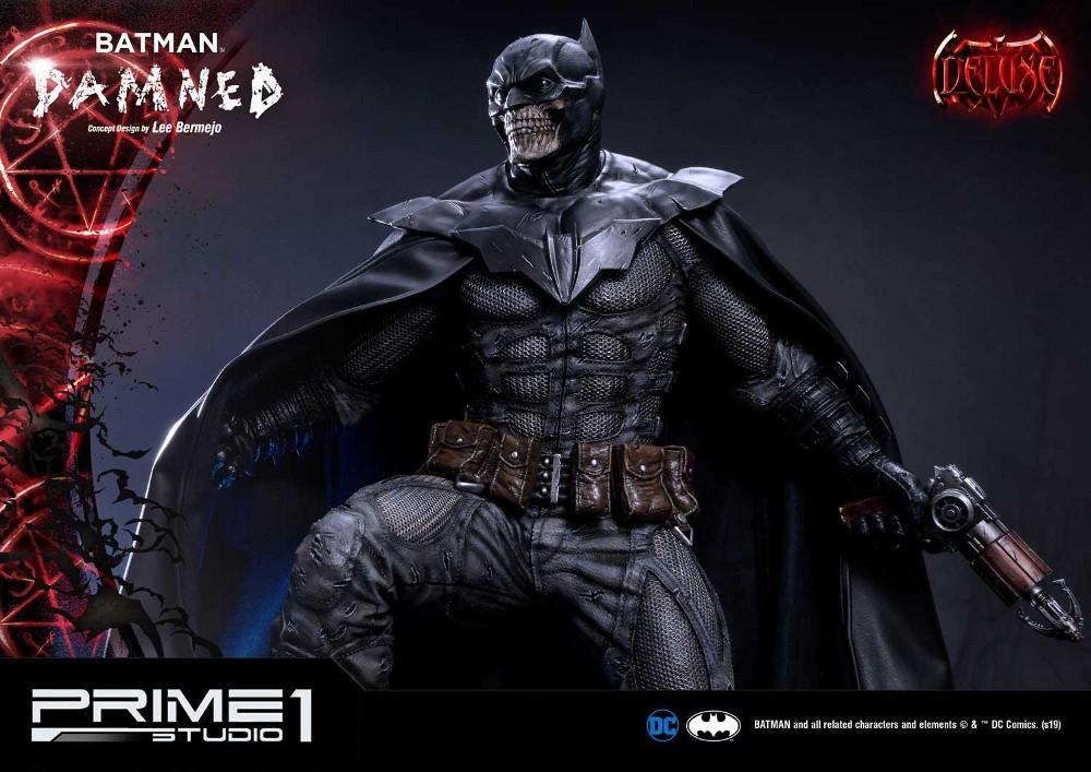 DC Comics – Batman Damned 1/3 scale Statue (Concept Design by Lee Bermejo) Batman56