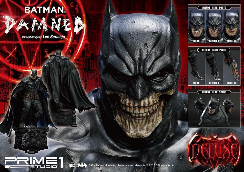 DC Comics – Batman Damned 1/3 scale Statue (Concept Design by Lee Bermejo) Batman58