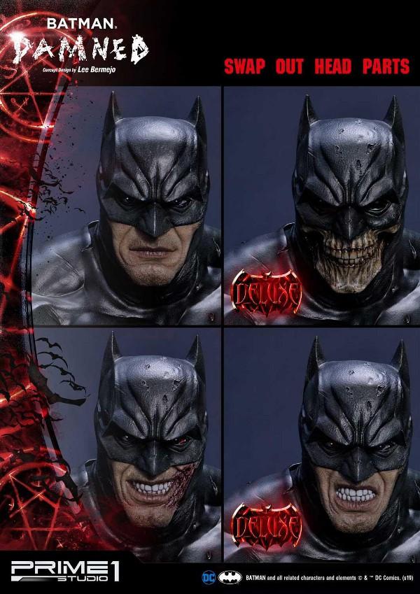 DC Comics – Batman Damned 1/3 scale Statue (Concept Design by Lee Bermejo) Batman59