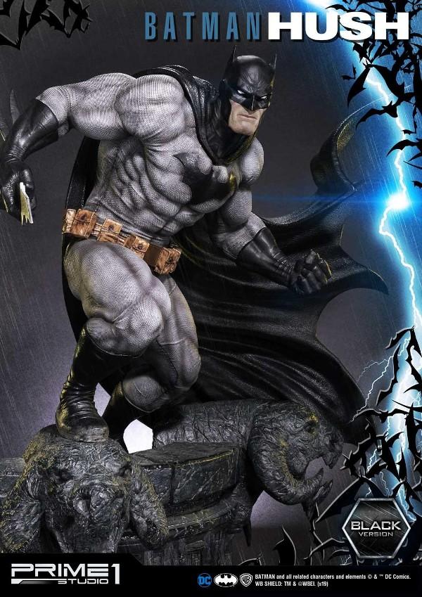 BATMAN:HUSH - Batman - 1/3 Black Version Batman80