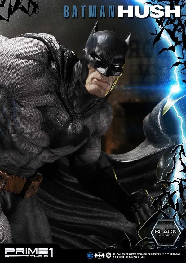BATMAN:HUSH - Batman - 1/3 Black Version Batman81