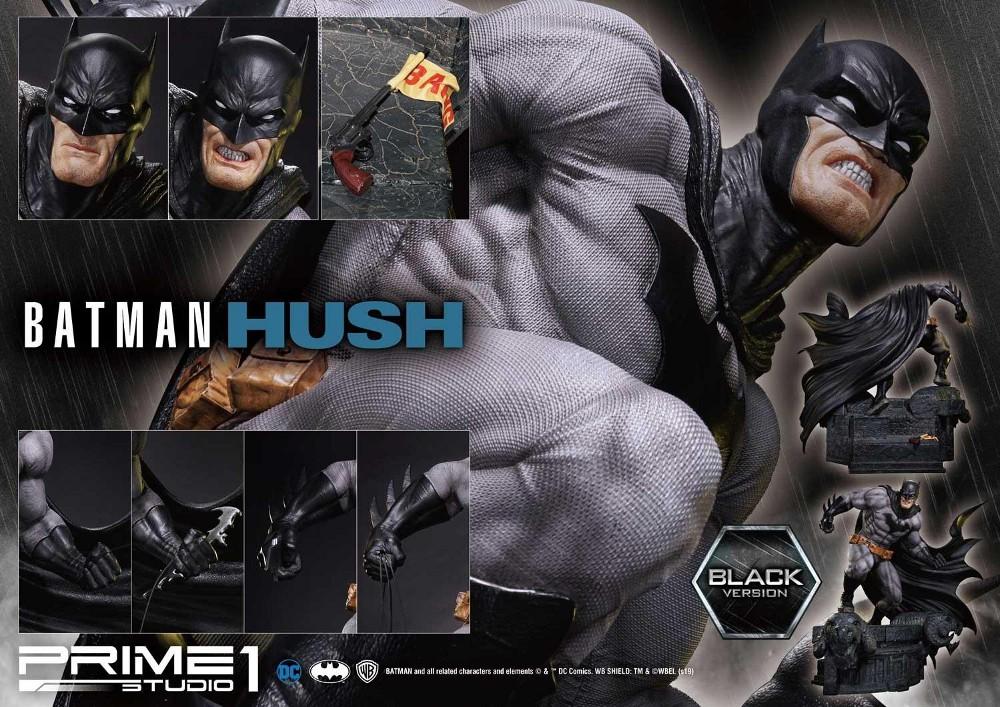 BATMAN:HUSH - Batman - 1/3 Black Version Batman82