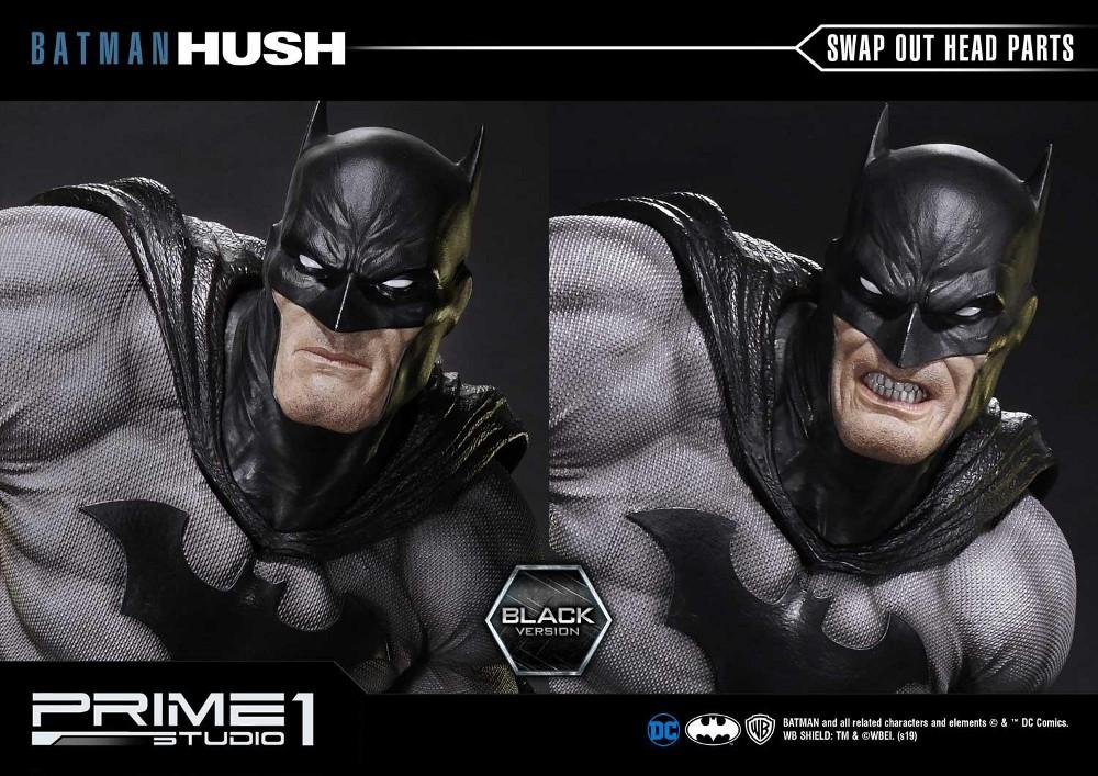 BATMAN:HUSH - Batman - 1/3 Black Version Batman83