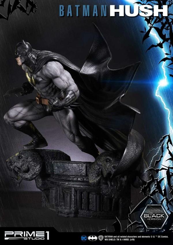 BATMAN:HUSH - Batman - 1/3 Black Version Batman85