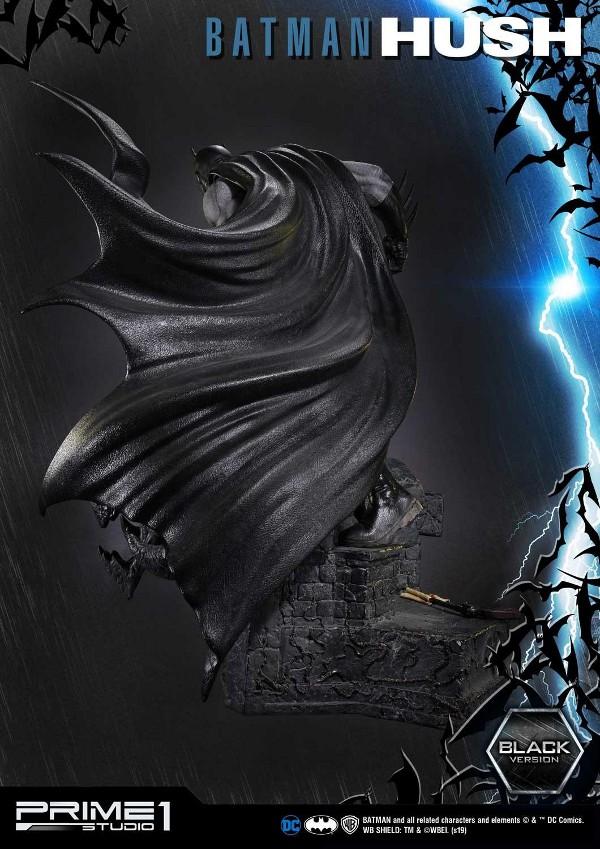 BATMAN:HUSH - Batman - 1/3 Black Version Batman86