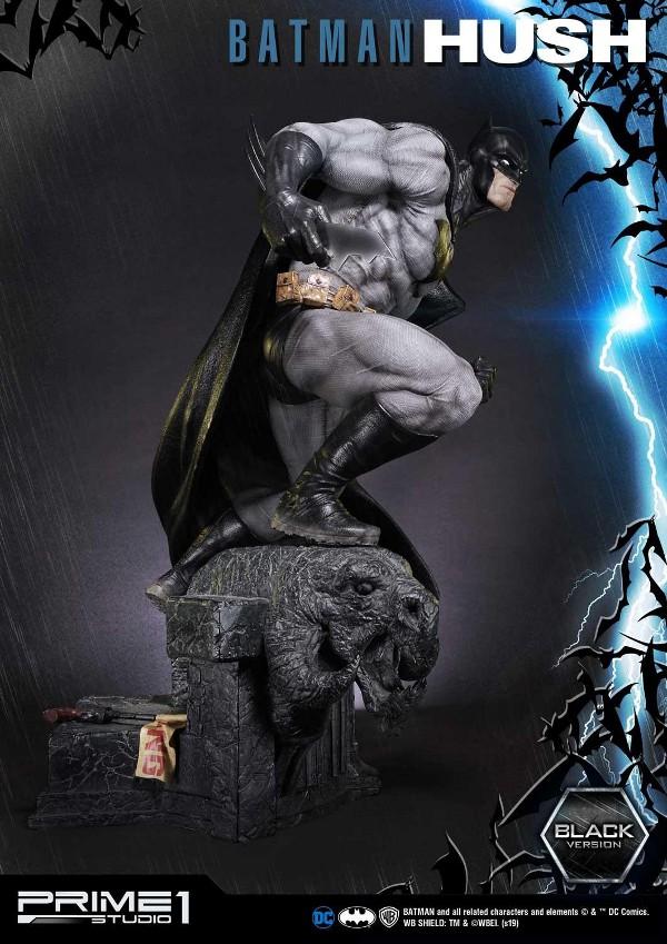 BATMAN:HUSH - Batman - 1/3 Black Version Batman87