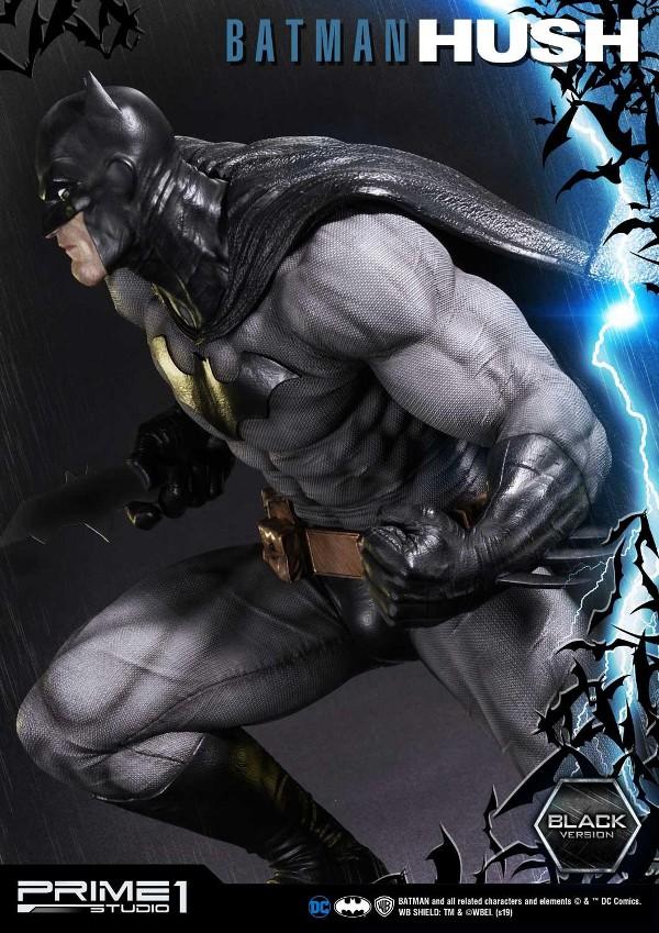 BATMAN:HUSH - Batman - 1/3 Black Version Batman90