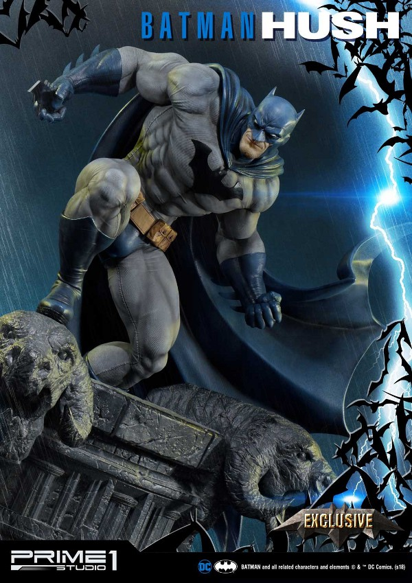 BATMAN:HUSH - Batman - 1/3 Exclusive Version Batman93