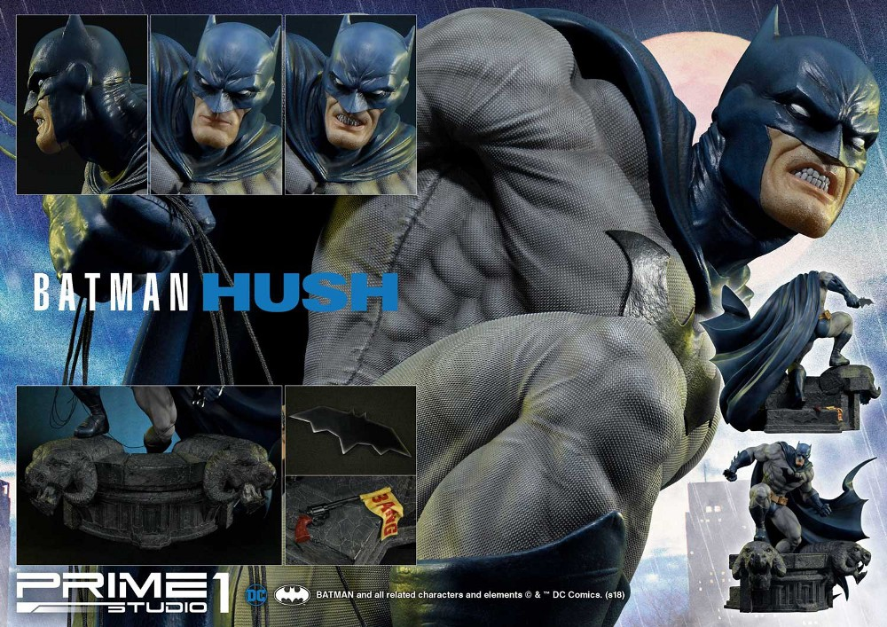 BATMAN:HUSH - Batman - 1/3 Exclusive Version Batman95