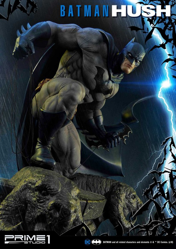 BATMAN:HUSH - Batman - 1/3 Exclusive Version Batman96