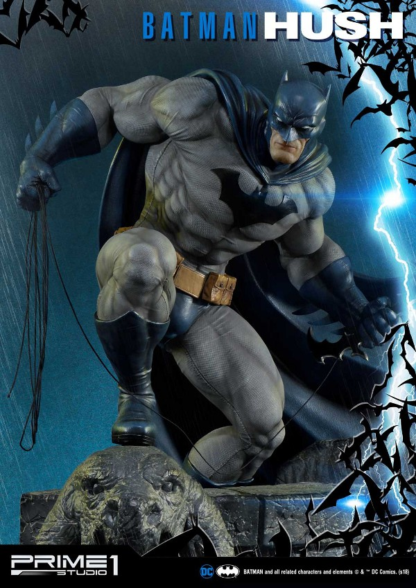 BATMAN:HUSH - Batman - 1/3 Exclusive Version Batman97