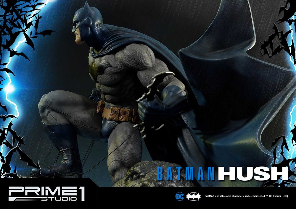 BATMAN:HUSH - Batman - 1/3 Exclusive Version Batman98