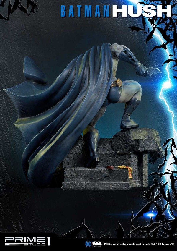 BATMAN:HUSH - Batman - 1/3 Exclusive Version Batman99