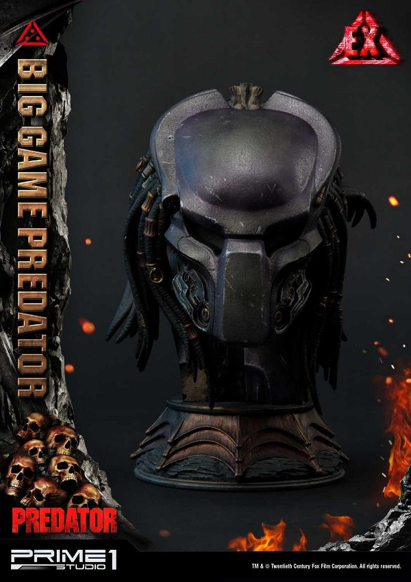 Big Game Predator 1/4 Statue Big_ga14