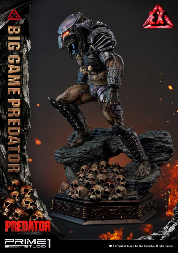 Big Game Predator 1/4 Statue Big_ga17