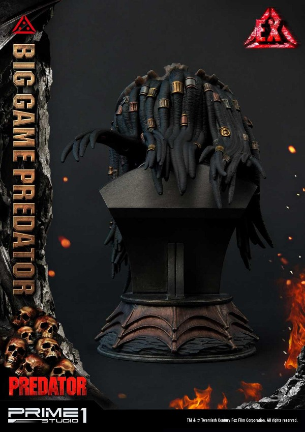 Big Game Predator 1/4 Statue Big_ga19
