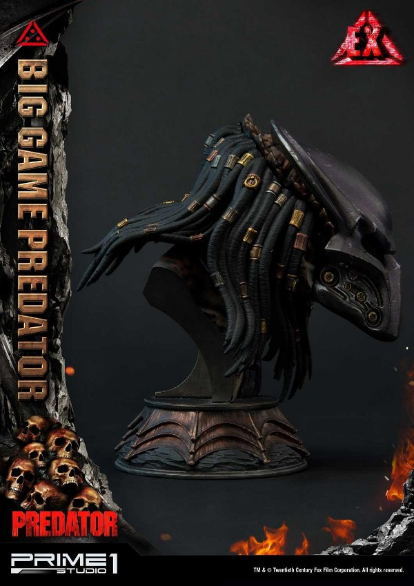 Big Game Predator 1/4 Statue Big_ga20