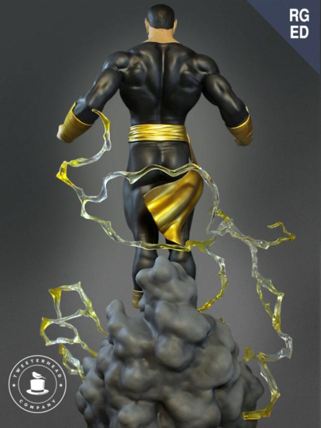 Black Adam 1/6 Scale Statue  Black-34