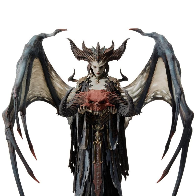 Blizzard Collectibles : Diablo – Lilith Premium Statue Blizza10