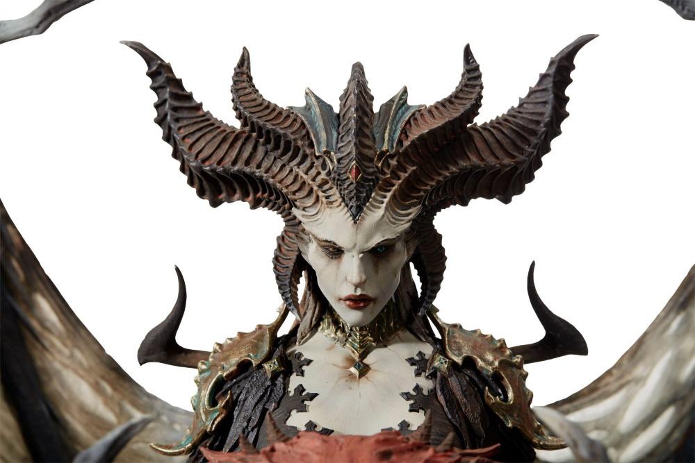 Blizzard Collectibles : Diablo – Lilith Premium Statue Blizza11