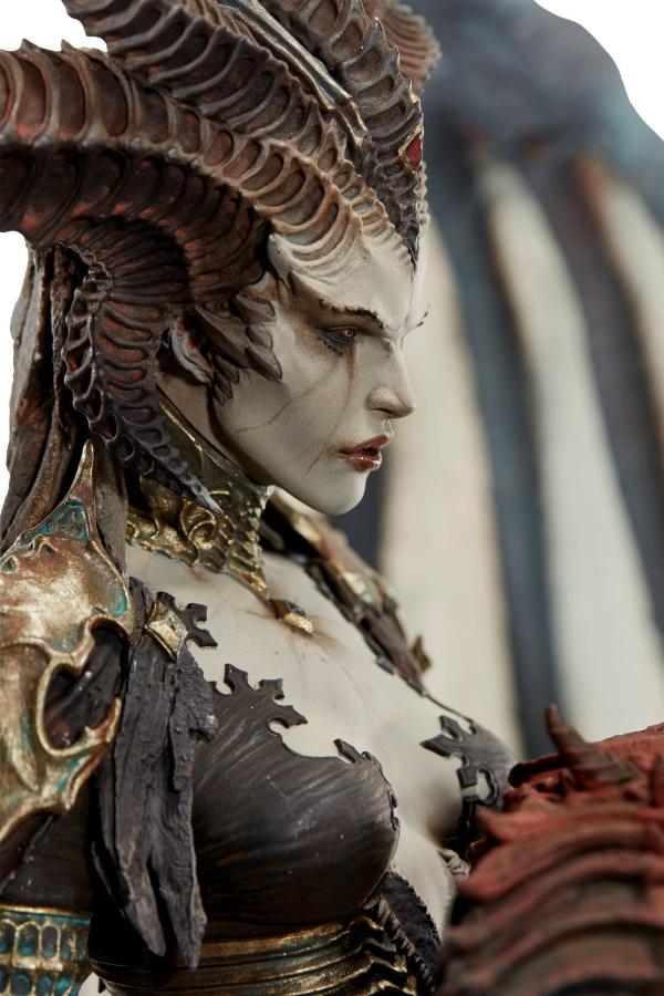 Blizzard Collectibles : Diablo – Lilith Premium Statue Blizza12