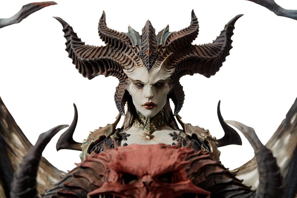 Blizzard Collectibles : Diablo – Lilith Premium Statue Blizza13