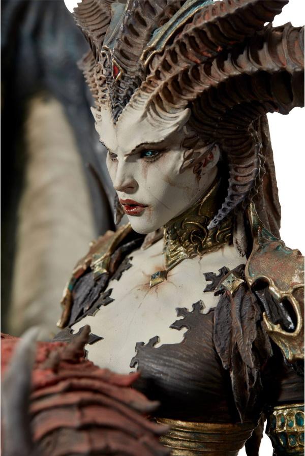 Blizzard Collectibles : Diablo – Lilith Premium Statue Blizza14