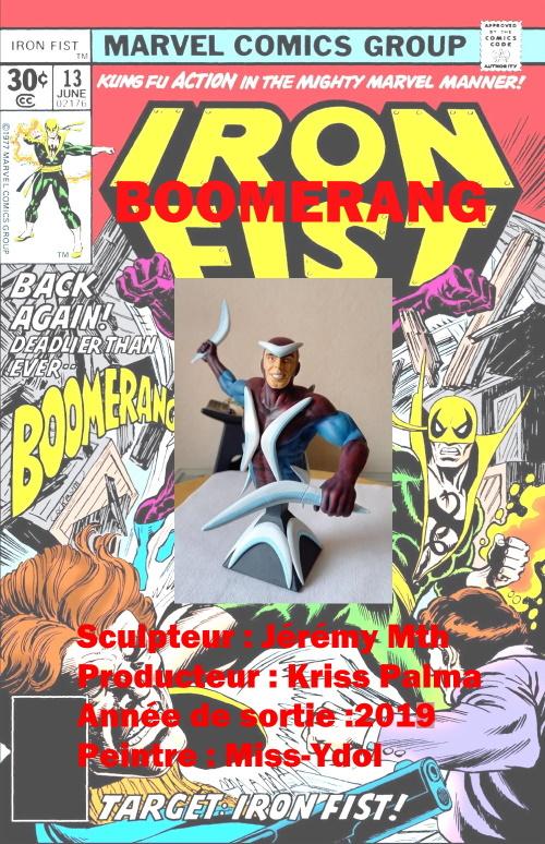 Boomerang - buste - Jeremy Mth Boomer10