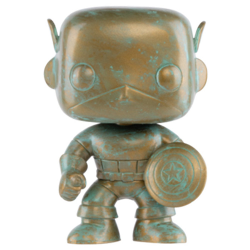 FUNKO POP : news  Captai11