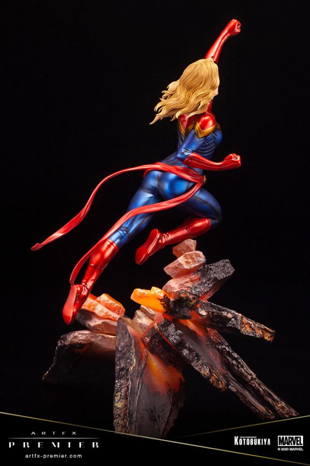 Marvel Universe – Captain Marvel ARTFX Premier Statue Captai42