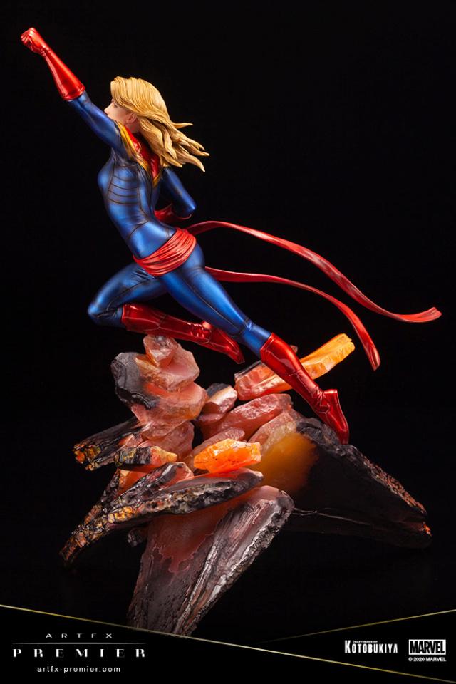 Marvel Universe – Captain Marvel ARTFX Premier Statue Captai43