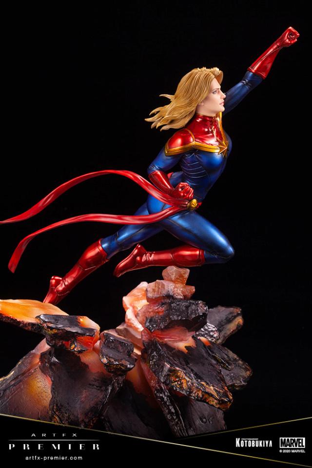 Marvel Universe – Captain Marvel ARTFX Premier Statue Captai44