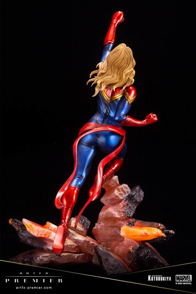 Marvel Universe – Captain Marvel ARTFX Premier Statue Captai45