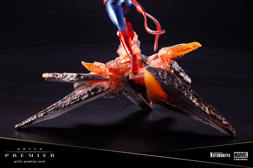 Marvel Universe – Captain Marvel ARTFX Premier Statue Captai49