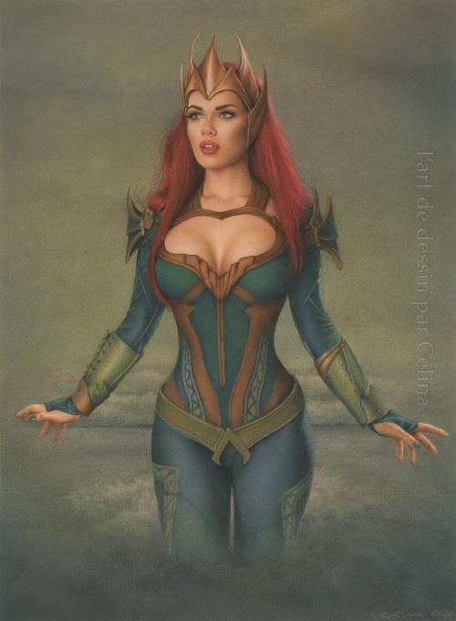 Les Super-héroïnes de CELINA  Celina12