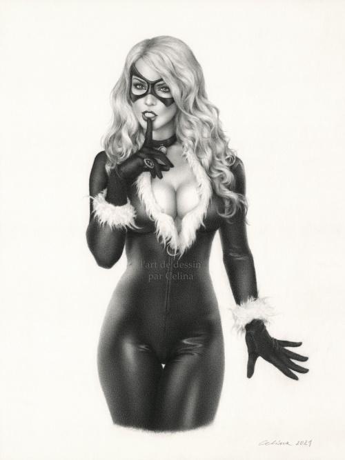 Les Super-héroïnes de CELINA  Celina13