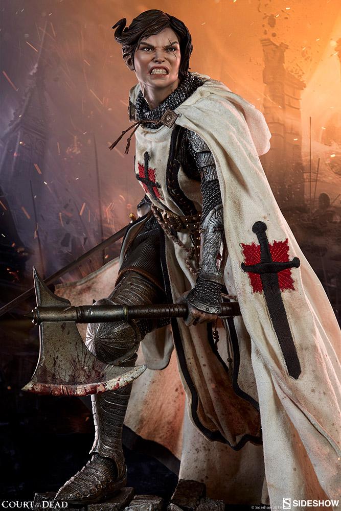 COURT OF THE DEAD : SHARD -  faith bearers fury Premium Format Cotd-s10