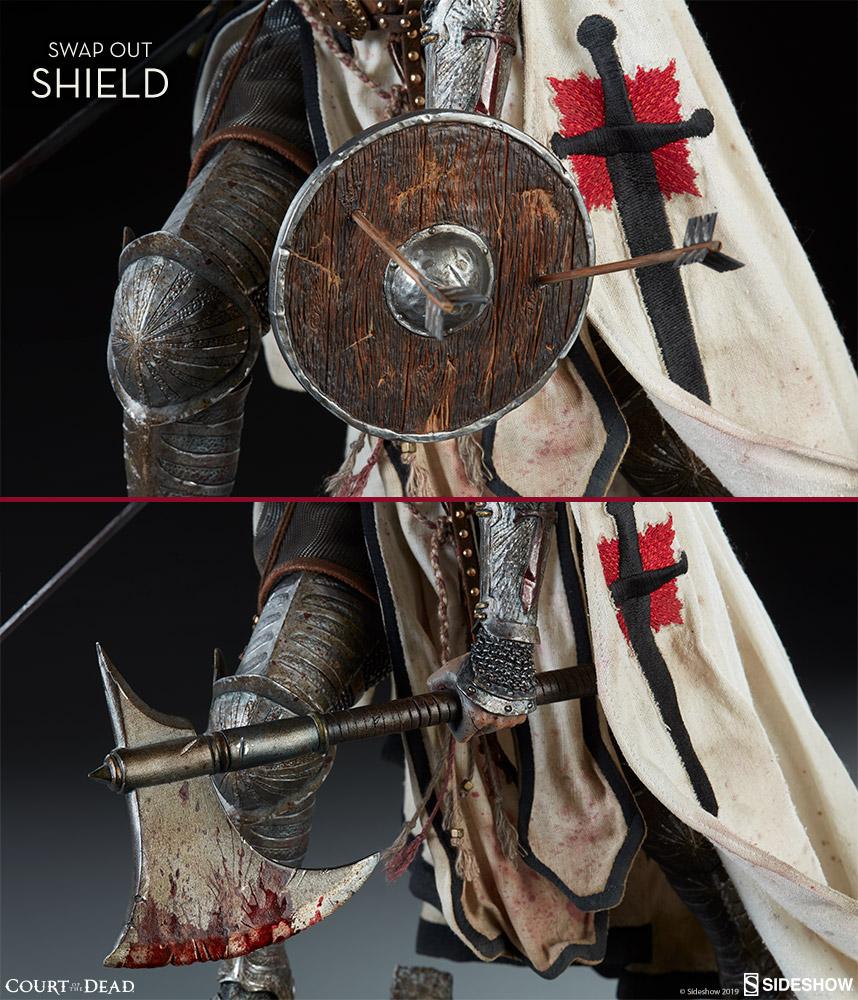 COURT OF THE DEAD : SHARD -  faith bearers fury Premium Format Cotd-s14