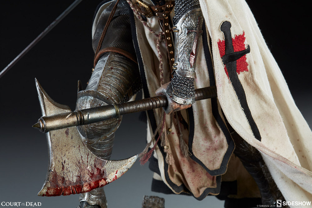 COURT OF THE DEAD : SHARD -  faith bearers fury Premium Format Cotd-s24