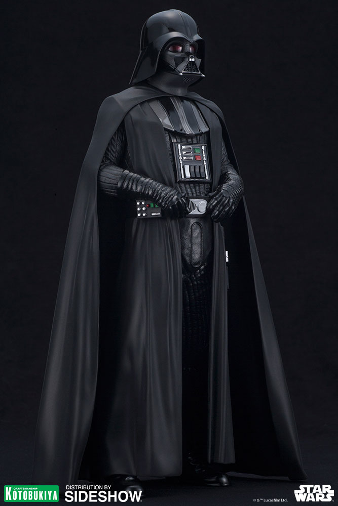 STAR WARS Episode IV: A NEW HOPE - Darth Vader 1.7 ARTFX Statue Darth-28