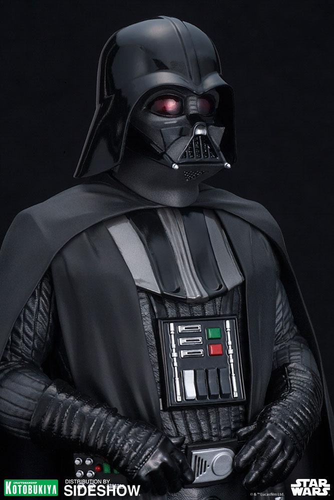 STAR WARS Episode IV: A NEW HOPE - Darth Vader 1.7 ARTFX Statue Darth-29