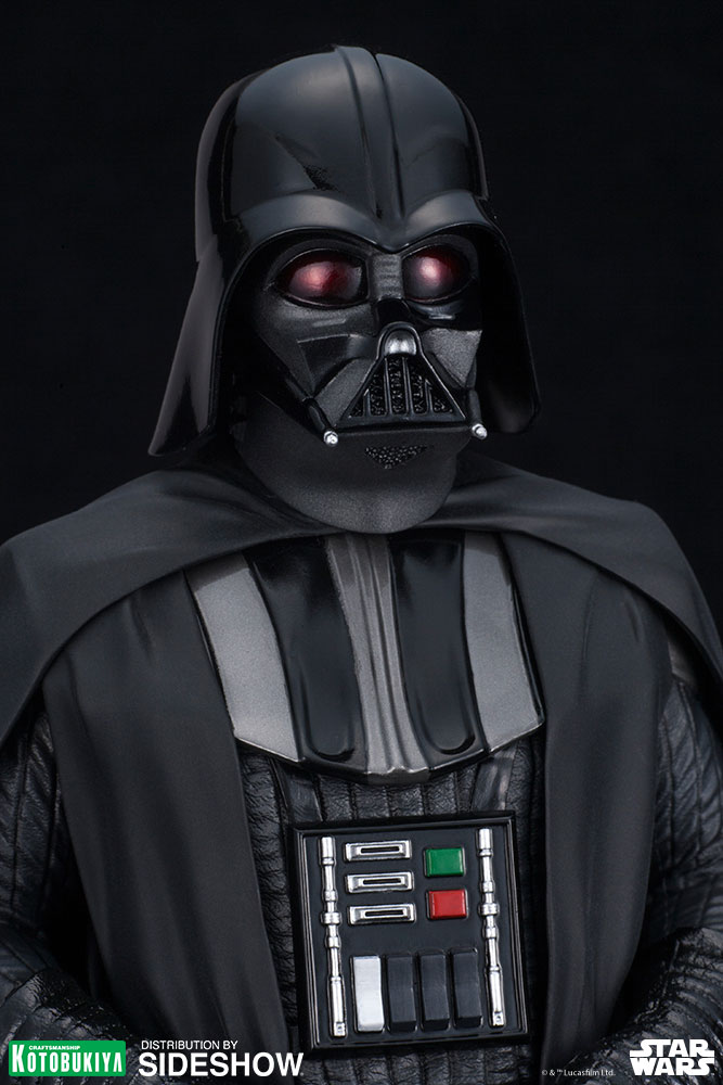 STAR WARS Episode IV: A NEW HOPE - Darth Vader 1.7 ARTFX Statue Darth-30