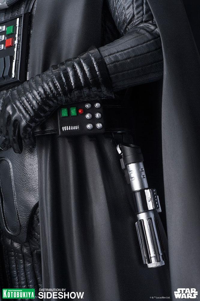 STAR WARS Episode IV: A NEW HOPE - Darth Vader 1.7 ARTFX Statue Darth-31