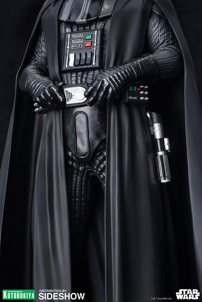 STAR WARS Episode IV: A NEW HOPE - Darth Vader 1.7 ARTFX Statue Darth-32