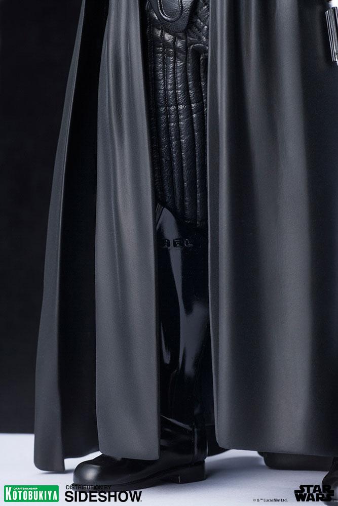 STAR WARS Episode IV: A NEW HOPE - Darth Vader 1.7 ARTFX Statue Darth-33