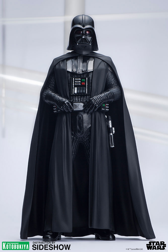 STAR WARS Episode IV: A NEW HOPE - Darth Vader 1.7 ARTFX Statue Darth-34
